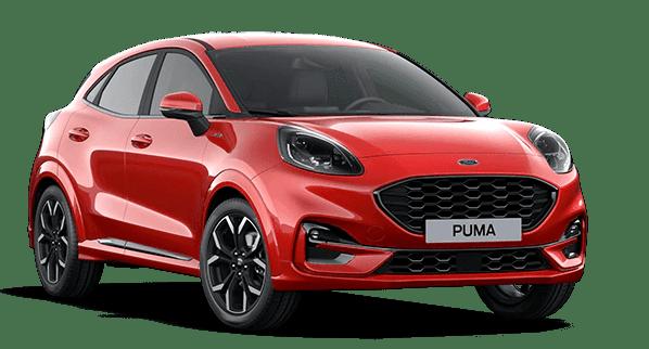 Ford Puma ST-Line, 2021