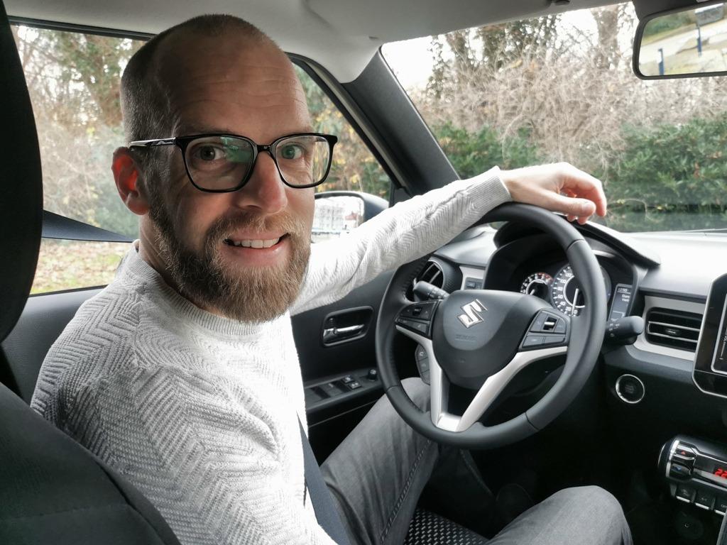 Auto-Test: Daniel Przygoda im Suzuki Ignis