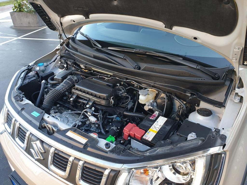1.2 Dualjet Hybrid 61 kW (83 PS) - Motor und Antrieb