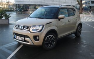 Suzuki Ignis, in Caravan Ivory Pearl Metallic