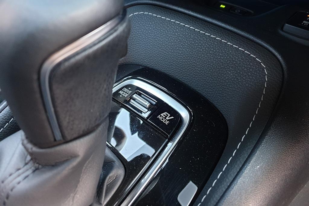 Drive-Mode / EV-Mode (Fahrmodi)
