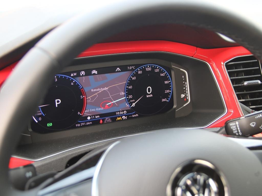 "Digitaltacho ""Digital Cockpit Pro"" im VW T-Roc"