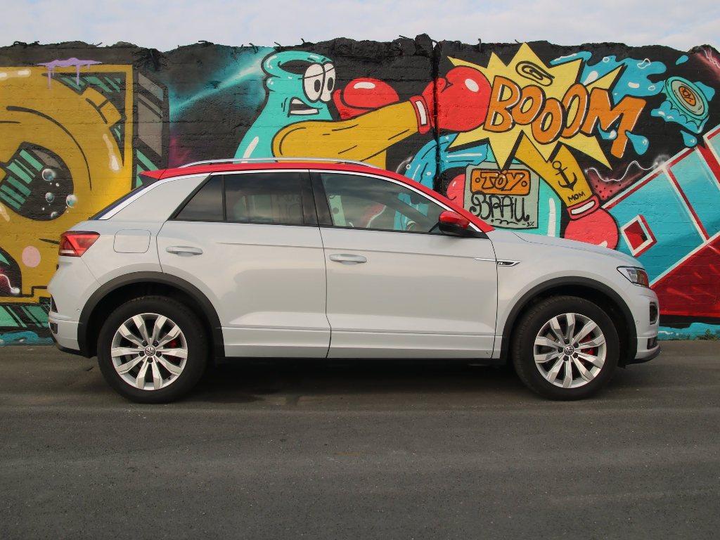 Volkswagen T-Roc Sport mit R-Line