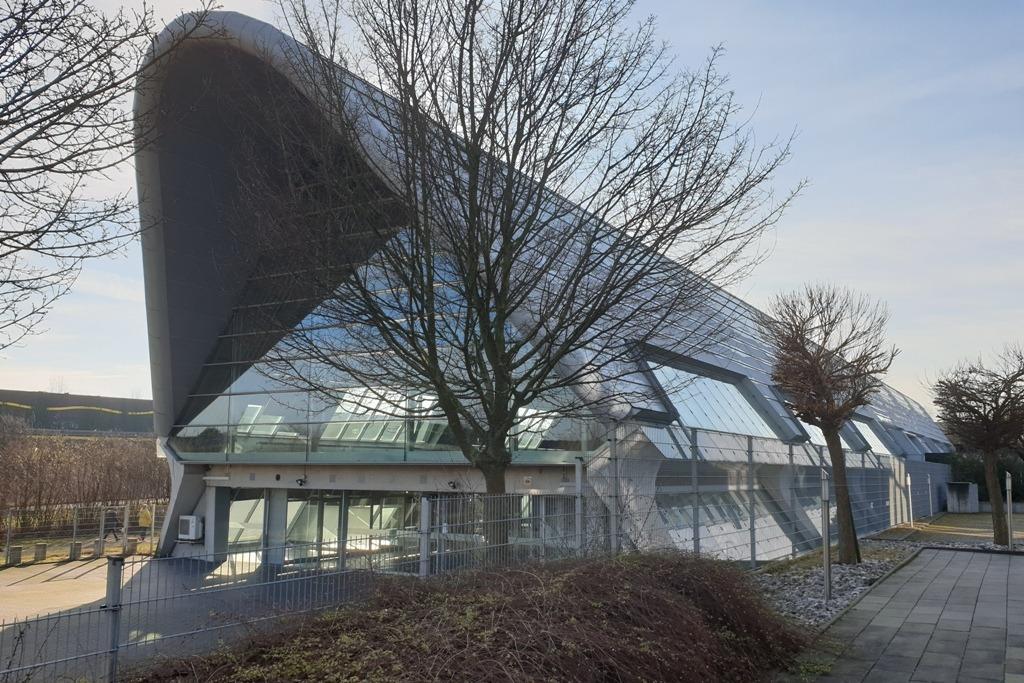Ehemaliges Porsche Zentrum in Dortmund
