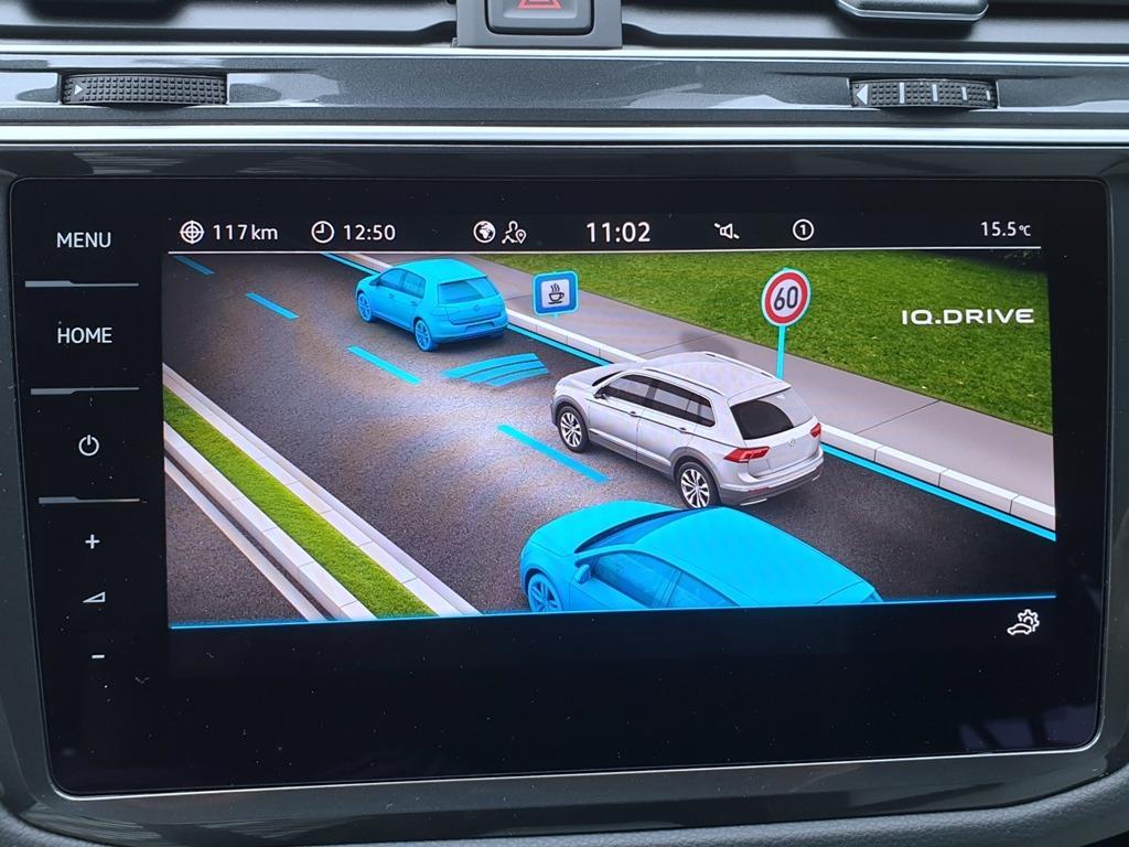 IQ.Drive, Fahrerassistenzsysteme