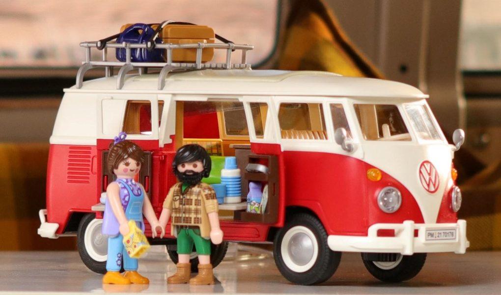 Playmobil Camping Bus