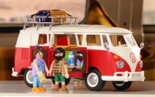 Playmobil Camping Bus