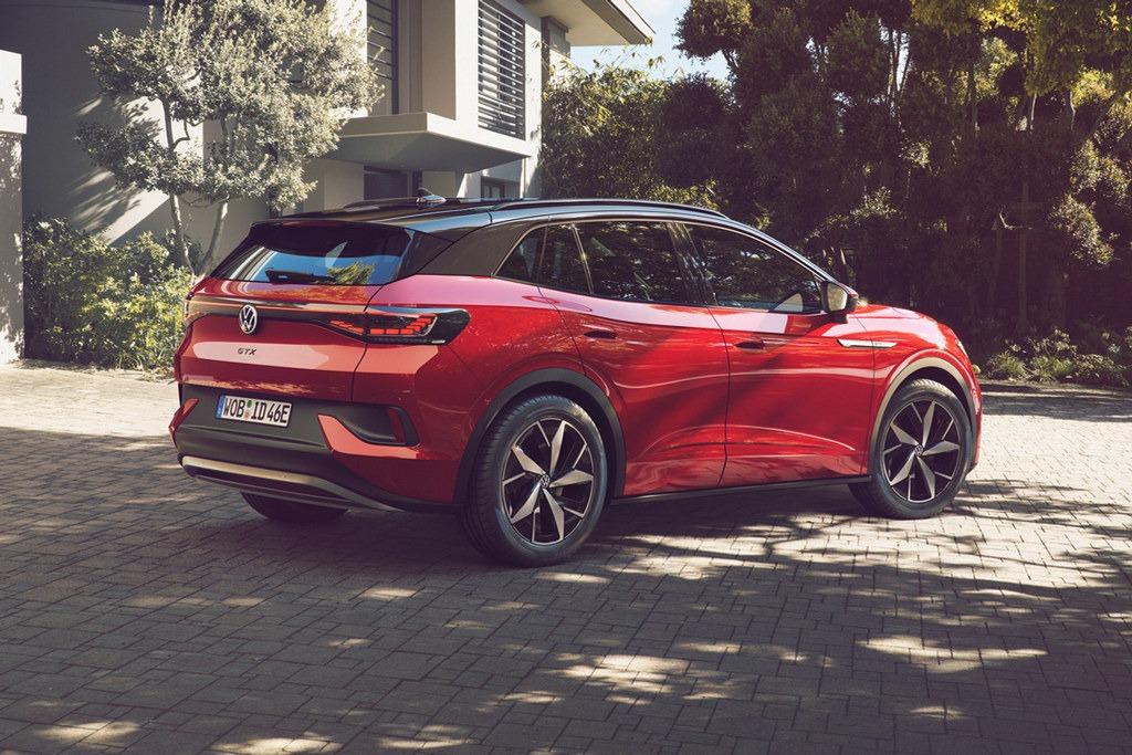 Volkswagen ID.4 GTX - Neues Elektro-Performancemodell, Modelljahr 2022