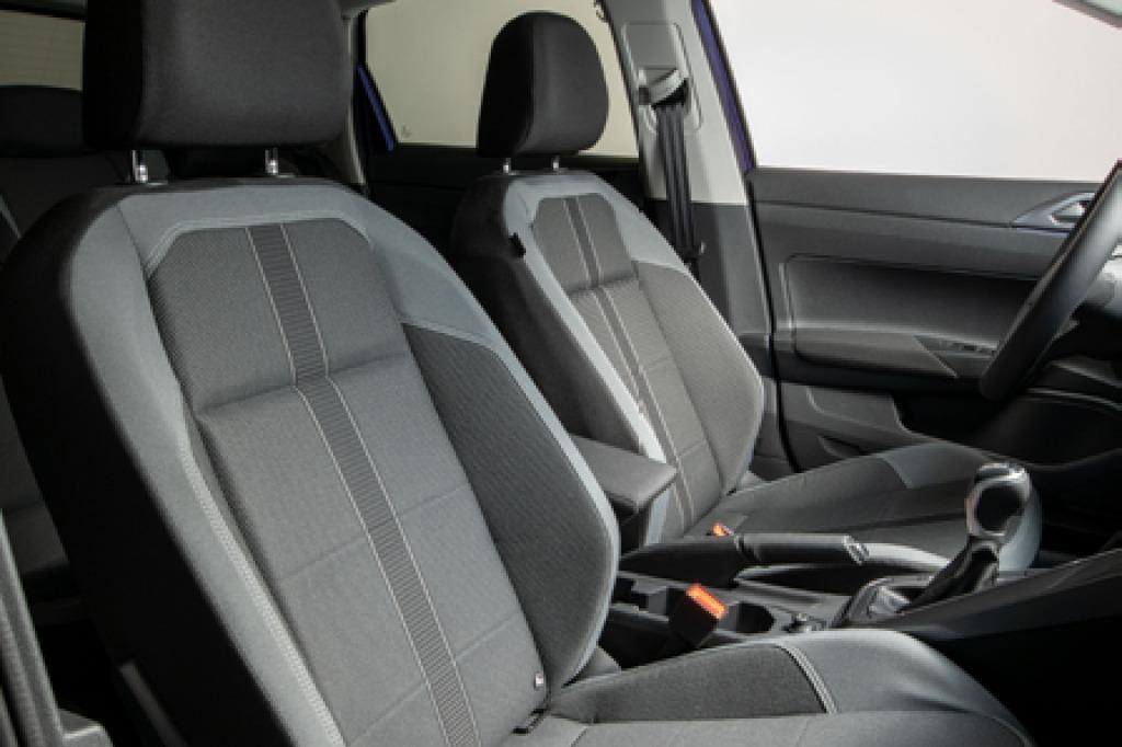 Volkswagen Polo Style, Innenraum beim Faceliftmodell 2022