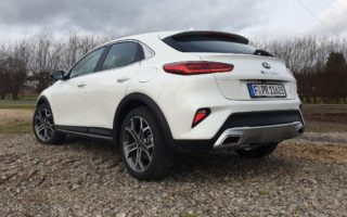 "Kia XCeed ""Spirit"" in Deluxe Weiß Metallic mit Plug-in Hybrid Antrieb"