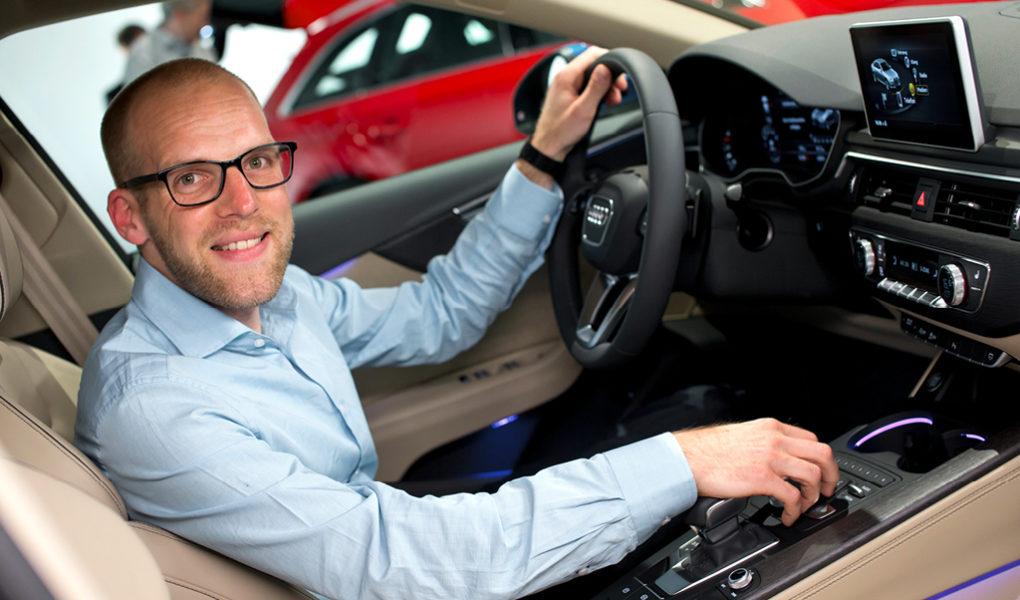 Der Neue Audi A4 Hochste Qualitat Und Jede Menge Technik Highlights 3ve Blog De