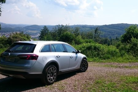 Opel Insignia Country Tourer, Test