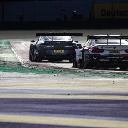 DTM, Aston Martin, BMW