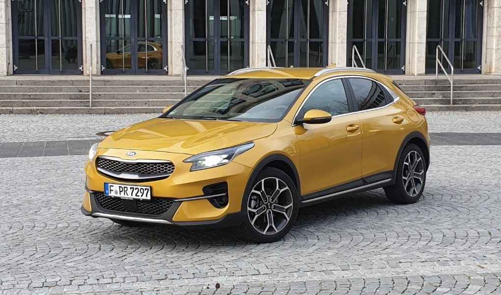 Kia XCeed Launch Edition
