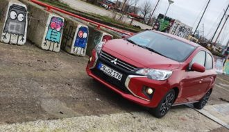 Mitsubishi Space Star 1.2 Intro Edition+