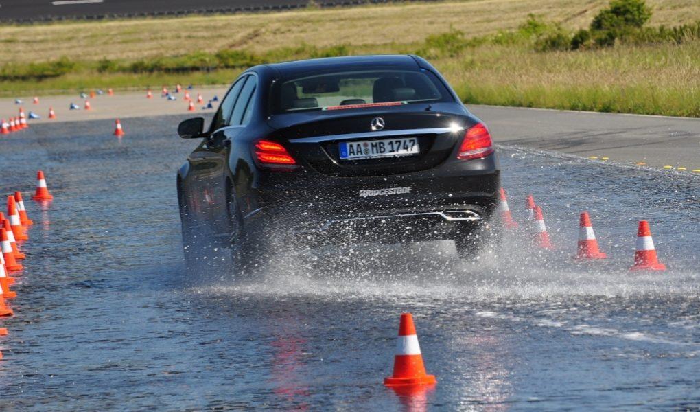Mercedes Driving Events