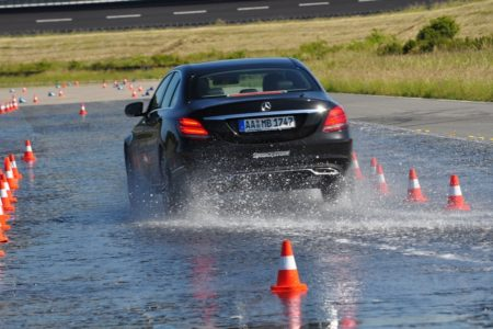 Mercedes Driving Events