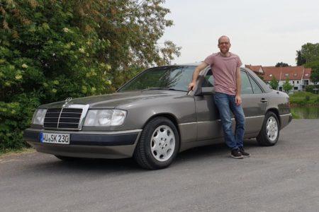 Daniel Przygoda, Youngtimer, W124, Test, Fahrbericht