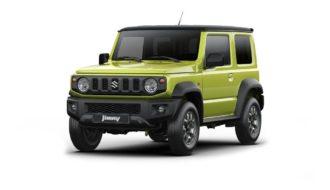 Suzuki Jimny 1.5 AllGrip in Gelb, Preise