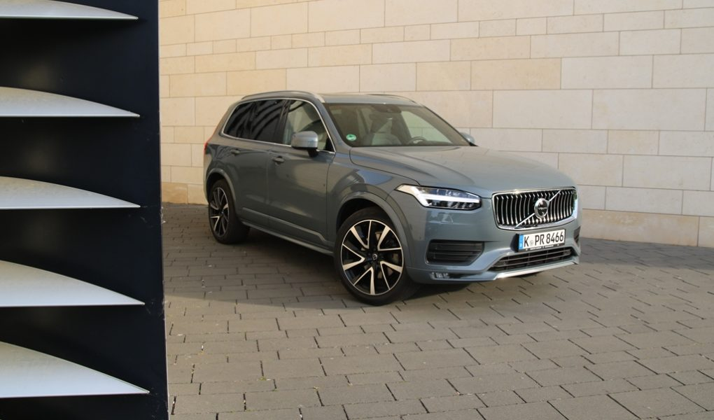 XC90: SUV, Volvo Test, 2020, Fahrbericht, Test