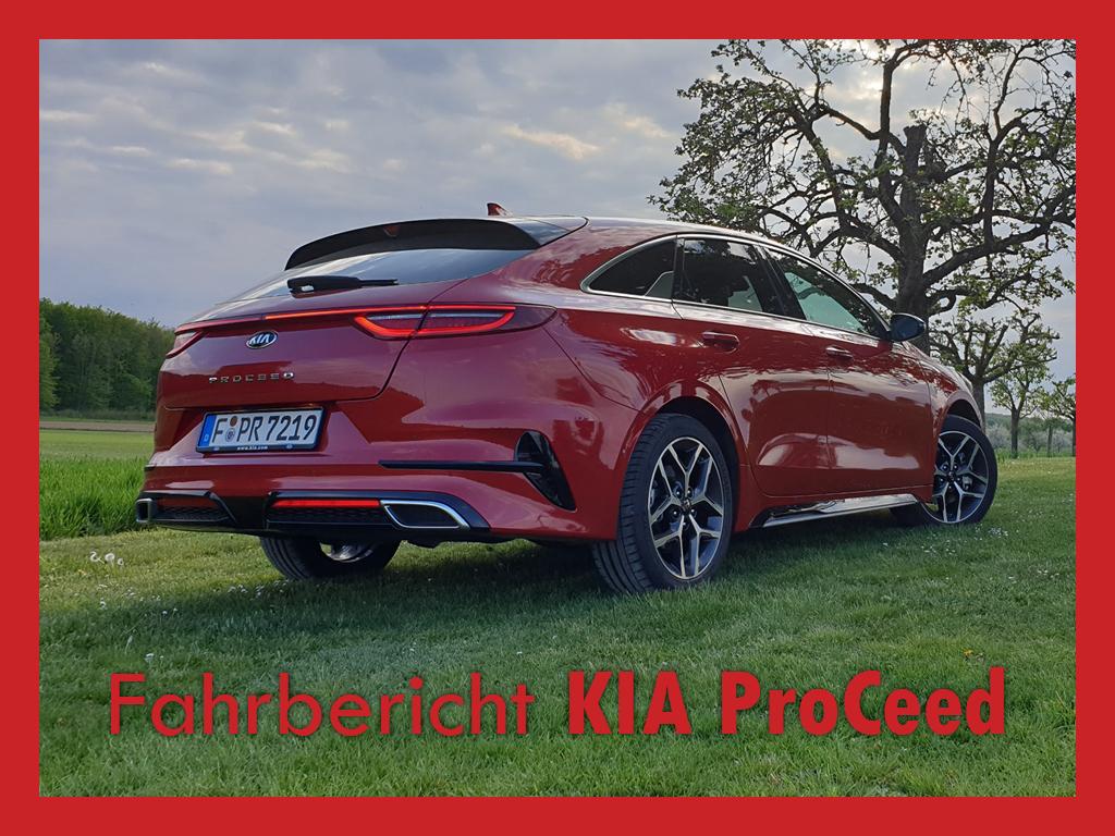 Kia ProCeed im Fahrbericht auf 3ve-Blog.de