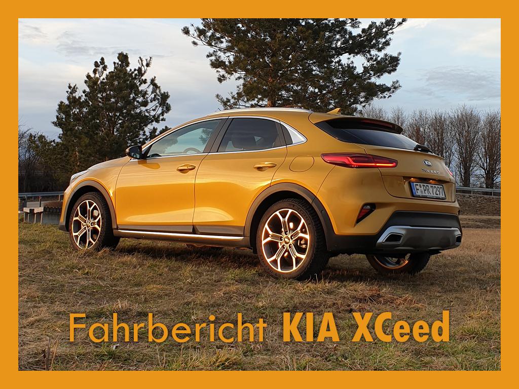 Kia XCeed im Fahrbericht auf 3ve-Blog.de
