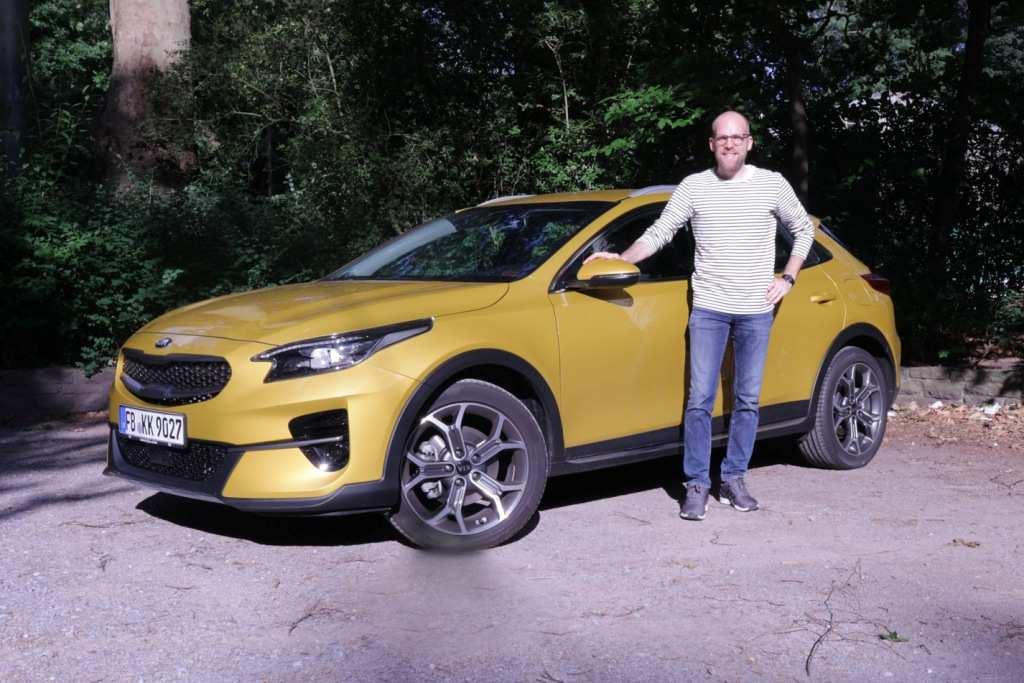 Kia XCeed Mild-Hybrid, Daniel Przygoda