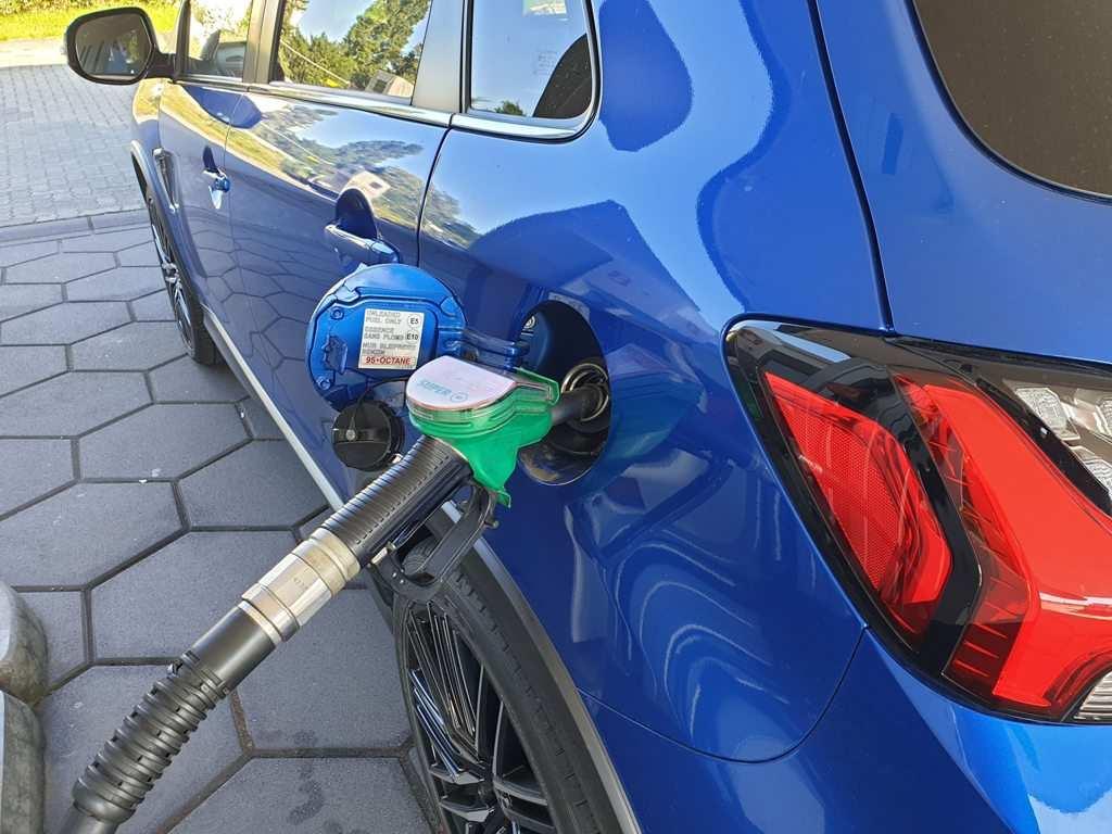 Mitsubishi ASX 150 PS Verbrauch, Benziner, Praxisverbrauch