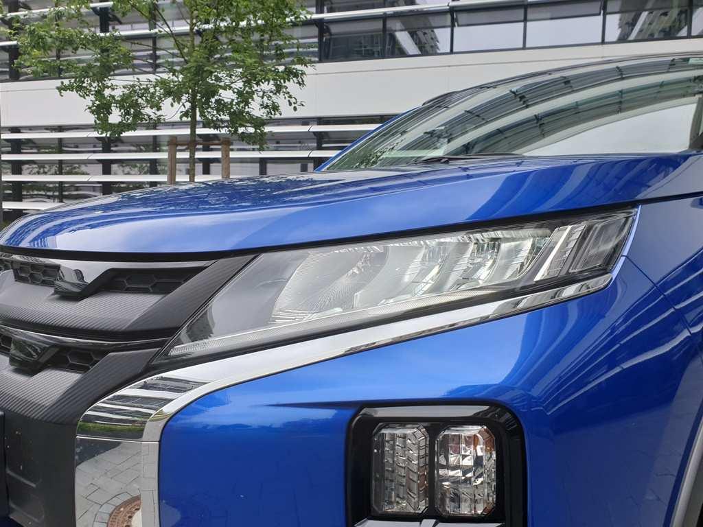 Mitsubishi ASX LED Scheinwerfer