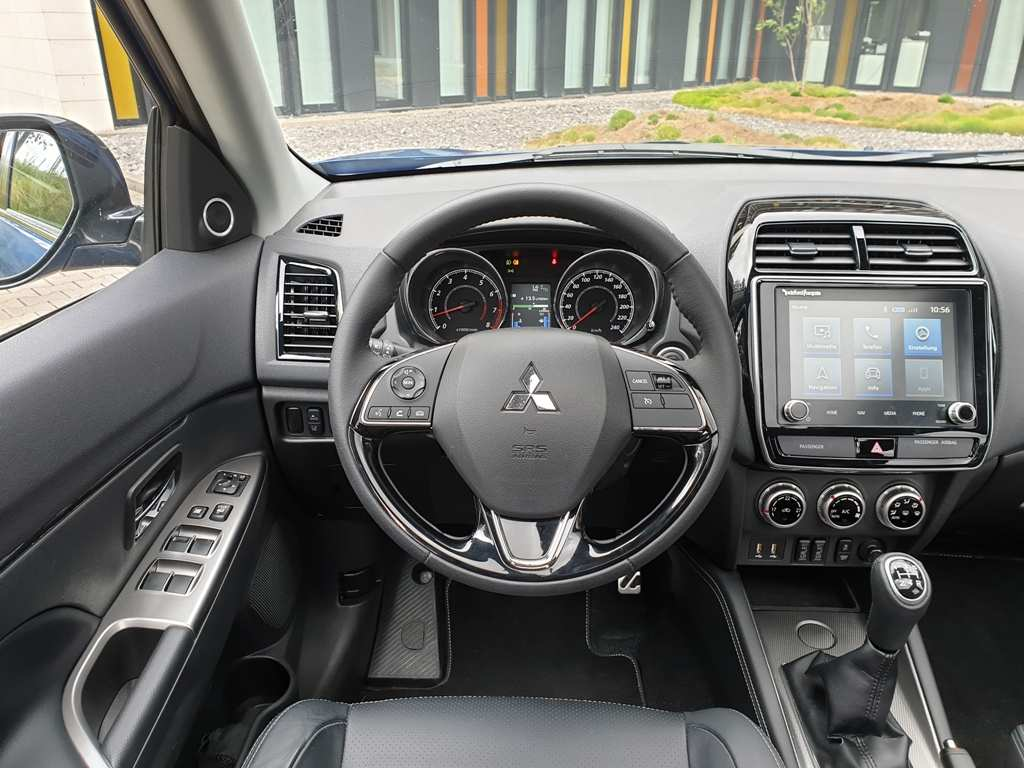 Mitsubishi ASX Lenkrad