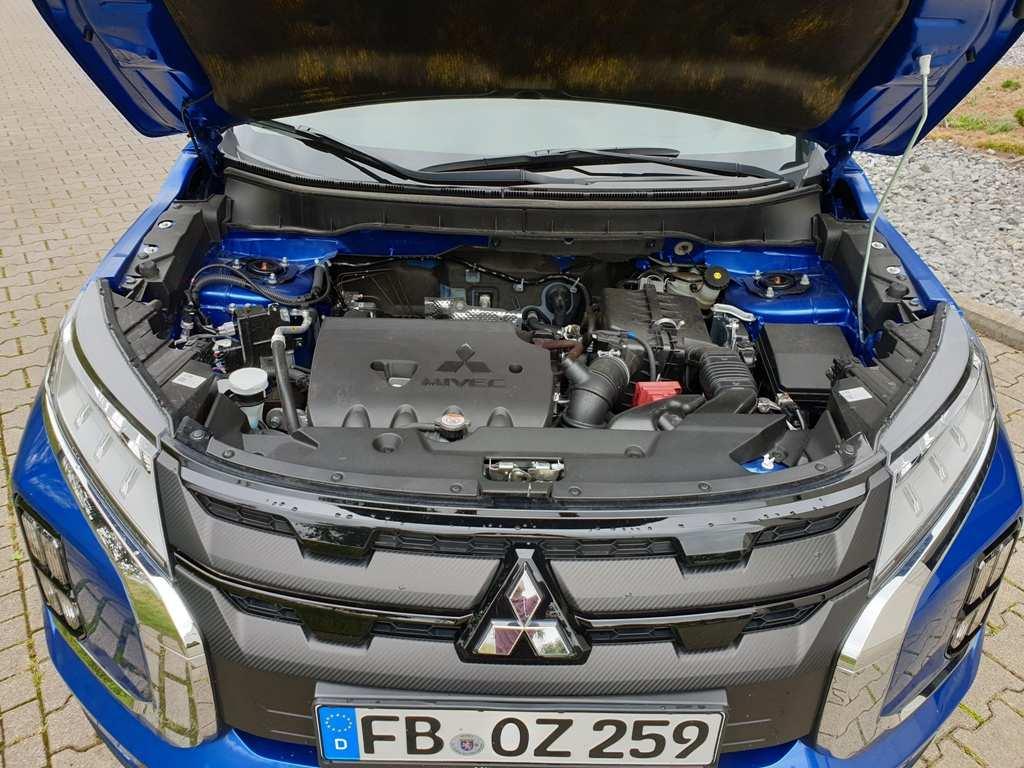 Mitsubishi ASX 150 PS