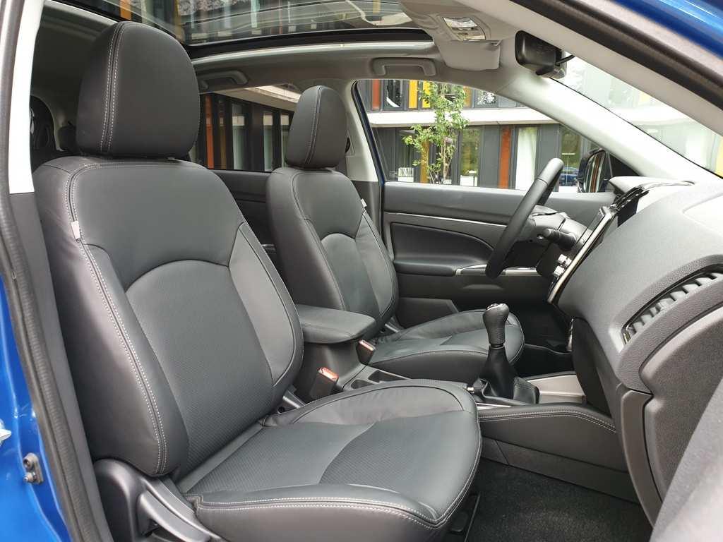 Mitsubishi ASX Top, Leder, Ledersitze