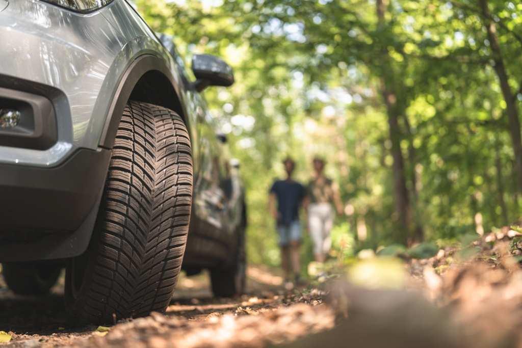 Nokian Ganzjahresreifen für SUV