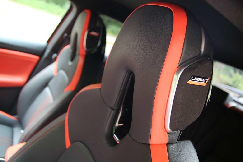 Nissan Juke BOSE Personal Space, Kopfstütze