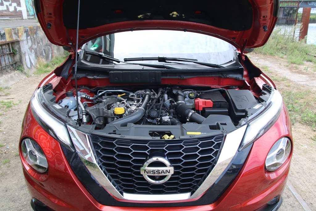 Nissan Juke Motor, Antrieb, 86 kW, 117 PS