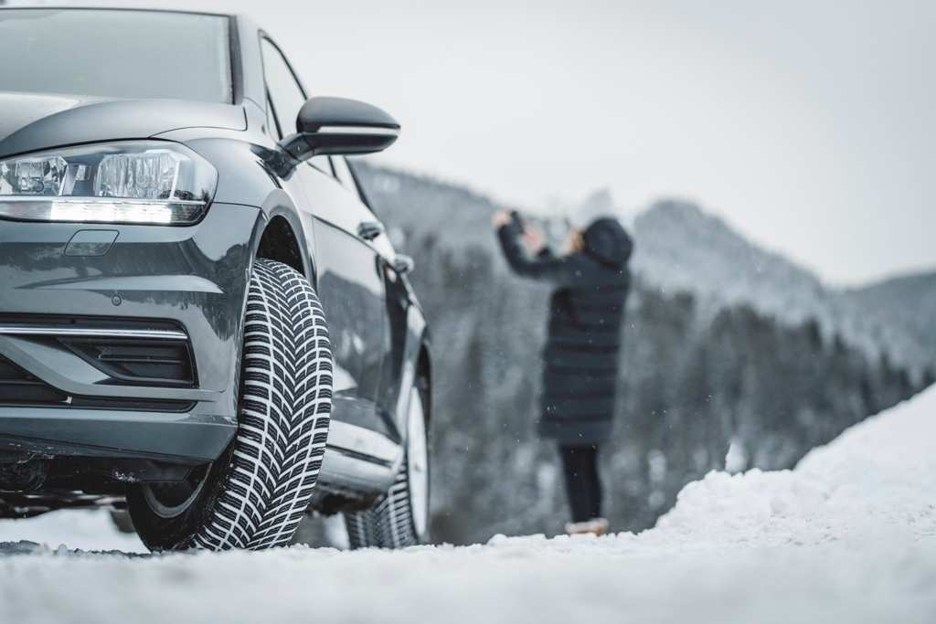 Nokian Tyres Allwetterreifen, Winter, Schnee