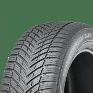Nokian Seasonproof SUV - Profil, Reifenprofil