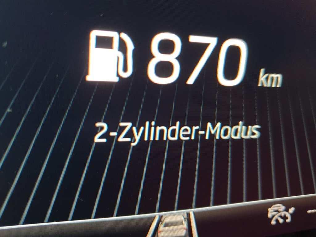 1.5 TSI 2-Zylinder-Modus