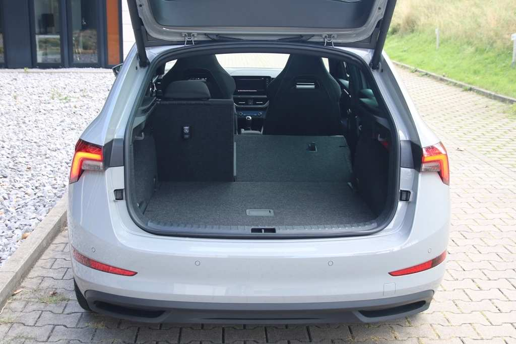 Škoda Scala Kofferraum