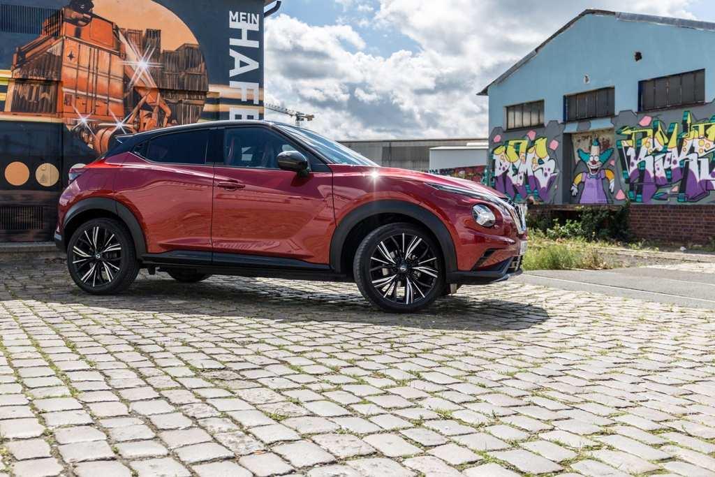 Nissan SUV Fahrbericht 2020, Tobias Schulze