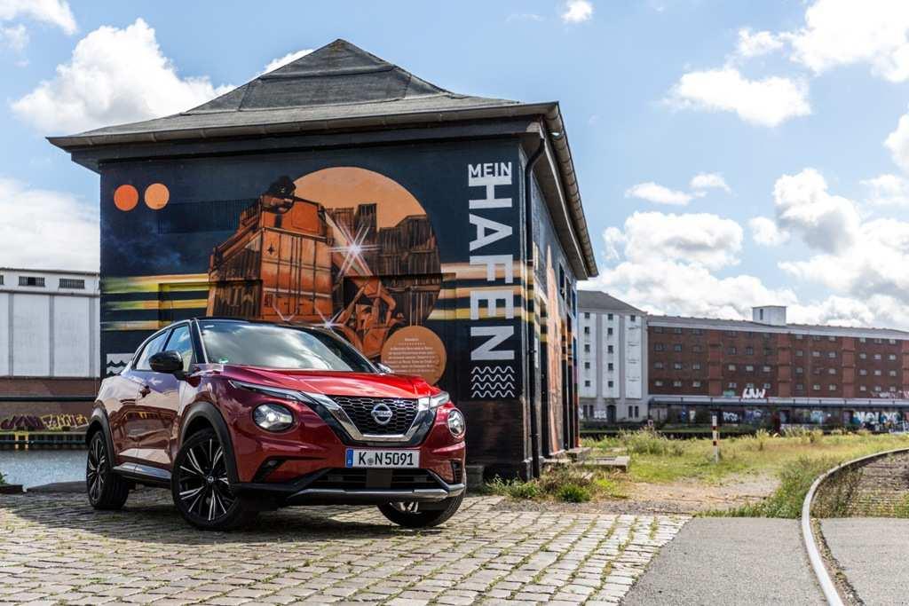 Nissan Juke N-Design, 2020, Tobias Schulze