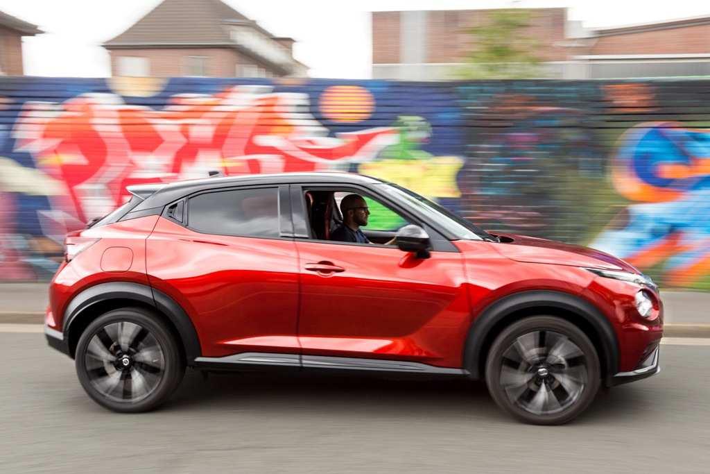 Nissan Juke 2020, Fahrbericht, Tobias Schulze, N-Design, Fuji Sunset