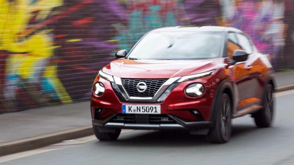 Nissan Juke 2020, Fahrbericht, Tobias Schulze, Castrop Rauxel