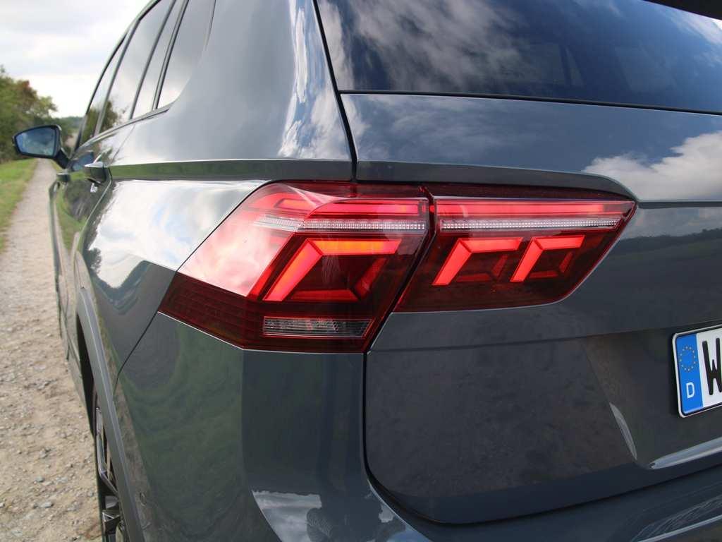 LED-Rückleuchte Tiguan Facelift