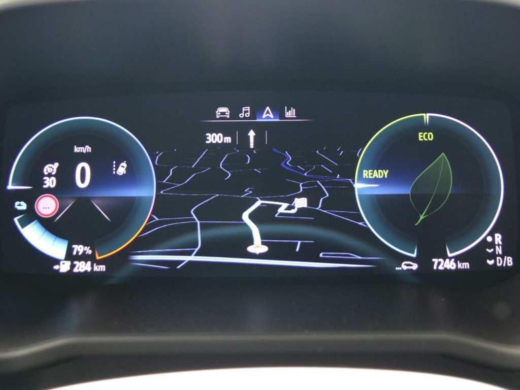 10 Zoll Digitaltacho, Digital Cockpit Navi