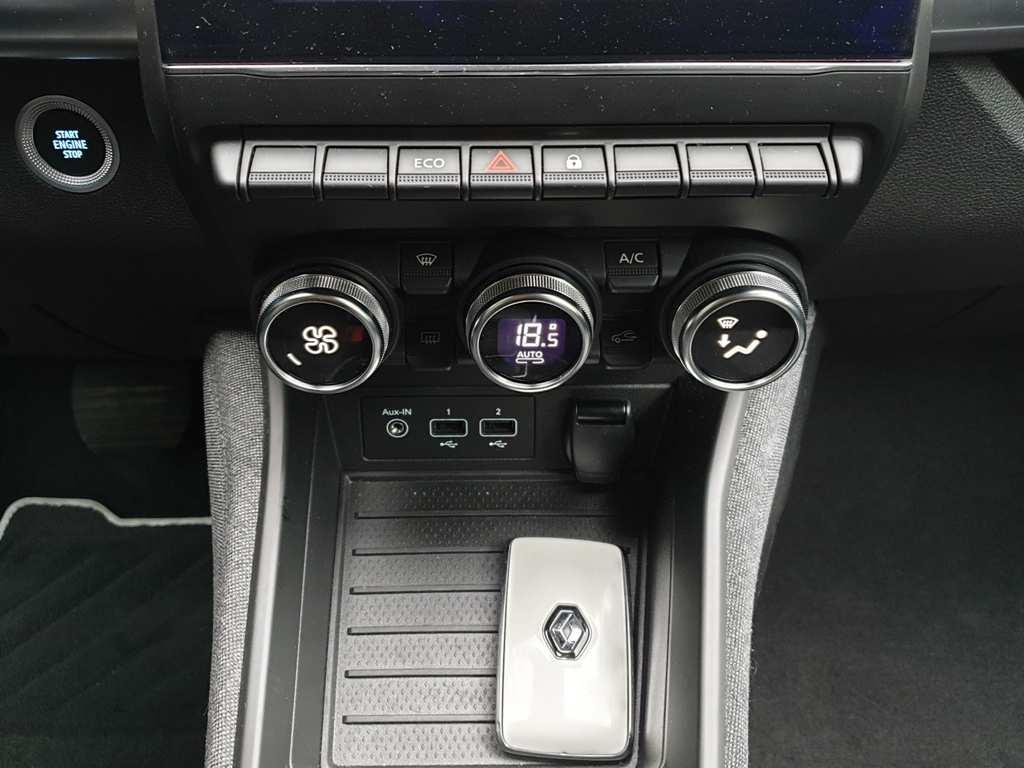 Klimaautomatik, USB-Anschlüsse, Schlüssel
