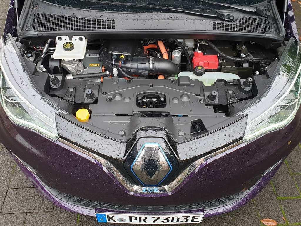 Motor, Motorraum, Elektromotor 50 kWh, R135