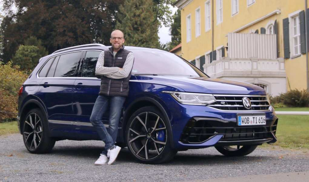 Volkswagen Tiguan R, Fahrbericht Daniel Przygoda