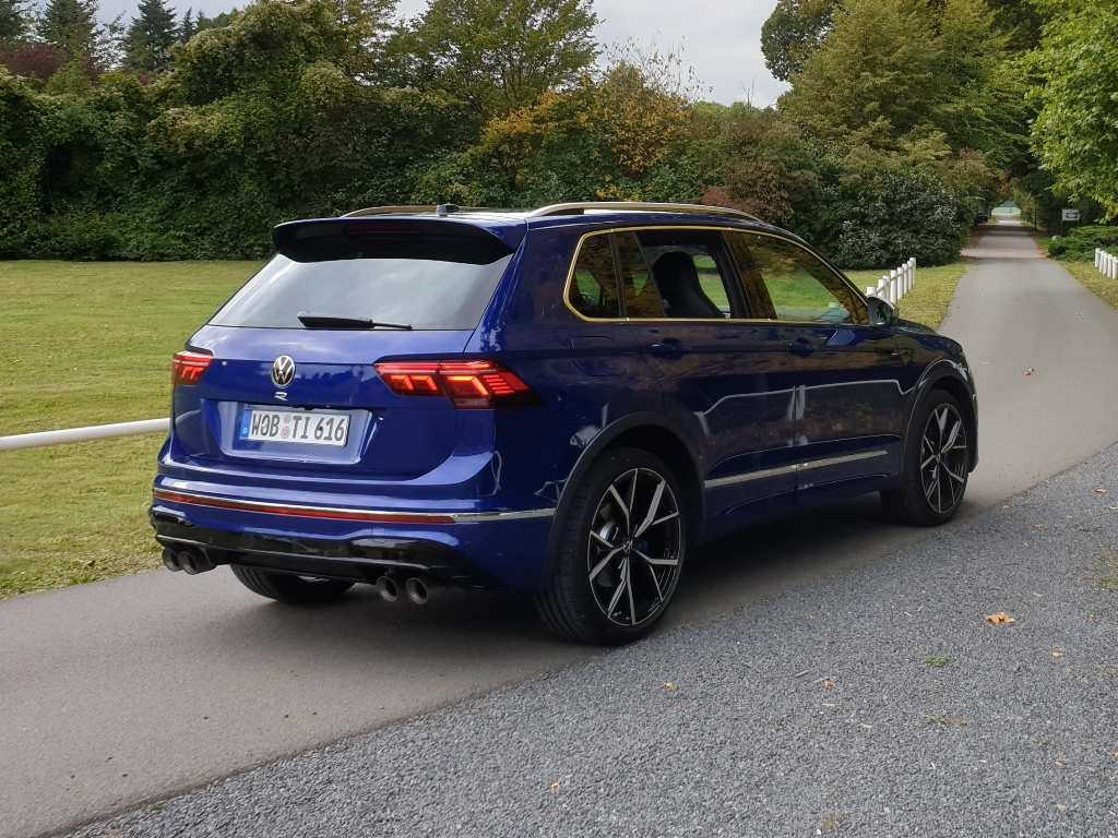 Performance SUV Tiguan R (2020)