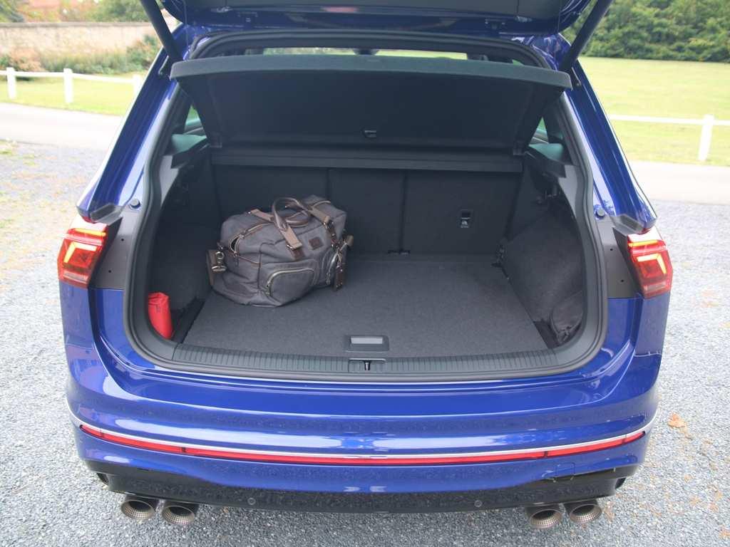 Tiguan R Kofferraum, Gepäckraum, Familien-SUV
